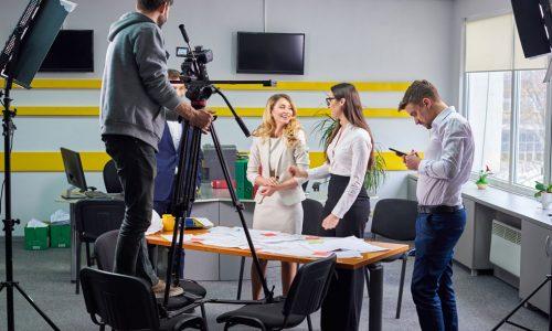 extesio vous accompagne dans la réalisation de film d'entreprise professionnel à Paris